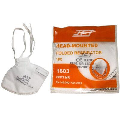 Atemschutzmaske FFP3 Einwegmaske Maske Schutzmaske Mundschutz Gesichtsmaske