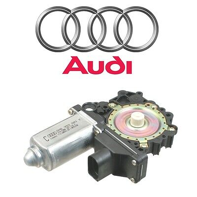 For Audi TT Quattro Coupe Front Driver Left Window Motor Genuine 8N8 959 801 E
