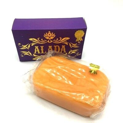 ALADA 100% Natural Authentic Whitening Soap Face And Body Skin Anti Acne 160g