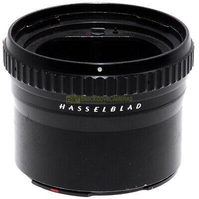 Hasselblad anello distanziatore 55mm. per riprese macro. Innesto 500 C - 500 C/M