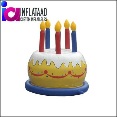 Inflatable Birthday-Cake