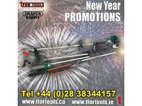 DRAPER EXPERT 32.5CC 5 IN 1 PETROL MULTI TOOL EXTENSION STRIMMER CHAINSAW 84706