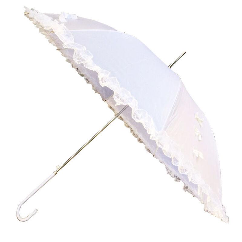 White Umbrella, Baby Shower Umbrella, Wedding Umbrella, Decorative umbrella