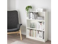 BILLY, Bookcase 80x28x106cm, white, IKEA OCP Aberdeen WAS £25 #BARGAINCORNER
