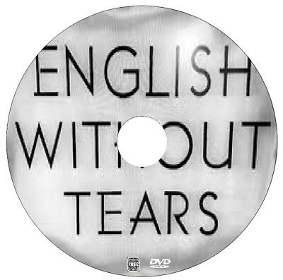 English Without Tears - Michael Wilding - Comedy Romance - 1944 - DVD