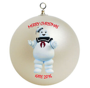 Custom-Ghostbusters-Stay-Puft-Marshmallow-Man-Ornament