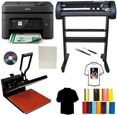 28 500g Laser Metal Vinyl Cutter Plotter 15x15 Heat Presswireles Printer Tshirt