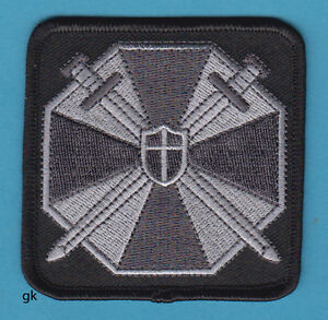 RESIDENT-EVIL-UCBS-UMBRELLA-CORP-LOGO-PATCH-BLK-GRAY