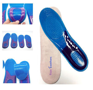Sports-Massaging-Silicon-Gel-Insoles-Arch-Support-Plantar-Fasciitis-Running-Shoe