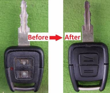 Holden Astra Barina Vectra Zafira Combo remote key repair