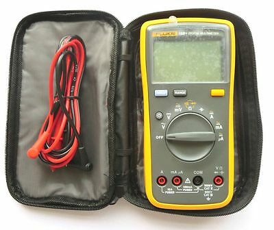 New Fluke 15b Multimeter Acdcdioderc Automanual