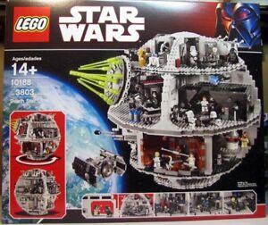 Lego 10188 Star Wars Death Star (Brand New)