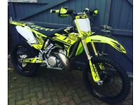 Yamaha yz 250 2009 fully Road Legal not wrf kxf yzf cr crf ktm exc