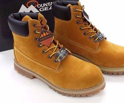 Mountain Gear Boots - Winter Boots - Work Boots - -