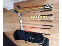 Jr golf clubs / set