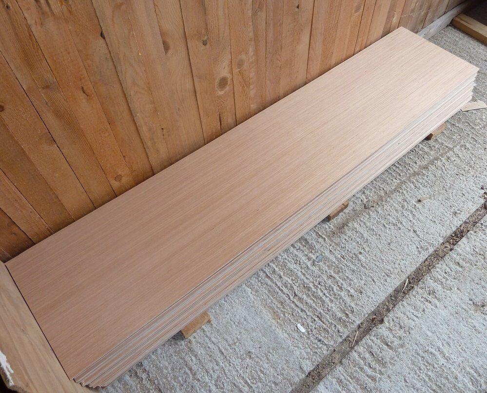 15 Pieces Of New 5 5mm Top Quality B Bb Exterior Grade Hardwood