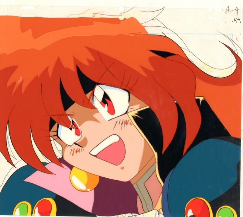 Anime Cel Slayers #163