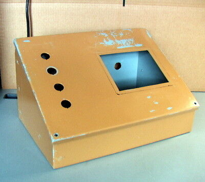 Hoffman Control Panel Enclosure C12c16 Steel