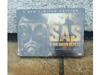 Sas & Green Berets DVD Limited Edition
