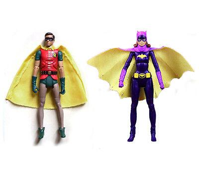 DC Universe Batman 1966 Tv Series Robin Batgirl 6