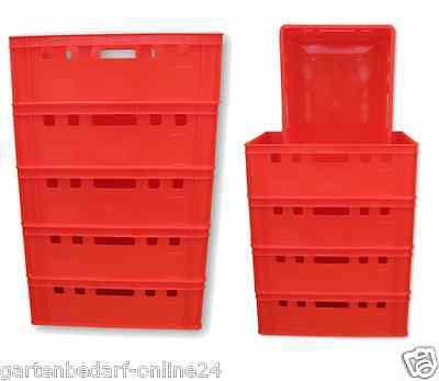 box Kunststoffbehälter Box Kiste Eurokiste Eurobox Lagerbox. (Lagerbehälter Kunststoff)