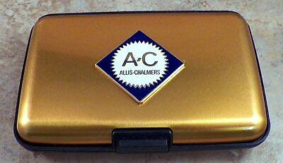 Allis Chalmers Credit Card Case