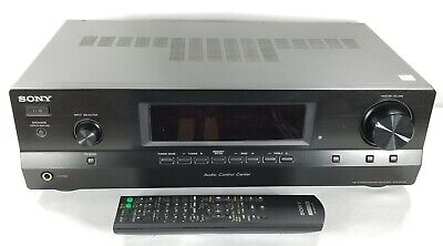 Sony STR-DH130 2 Channel 200 Watt (100w p/c) Receiver EUC VGC