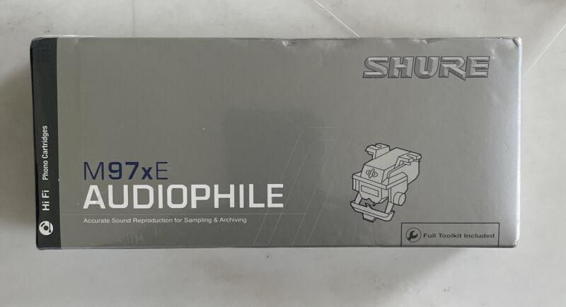 SHURE M97xE Audiophile HiFi Cartridges