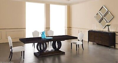 Dining Table - Modern Dining Room Table - Birch Wood - Camilla Dining Table Birch Dining Room Table