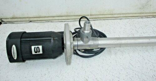 STANDARD PUMP SP-280P DRUM PUMP WITH TUBE