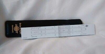 Bruel Kjaer Slide Ruler Qh0006 Sound Accelerometer Calibration Vibration