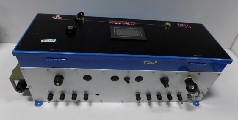 Smith/pressroom Volumix Abl550a / Msl1133-01
