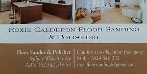 Roxie Calderon Floor Sanding & Polishing Leumeah Campbelltown Area Preview