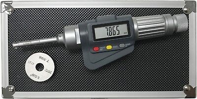 3-point Internal Micrometer Hole Bore Gauge Gage 0.236-0.315 0.00005.001mm