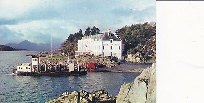 SKYE FERRY KYLE of LOCHALSH POST VAN VEHICALS HOTEL Wester Ross