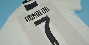 RONALDO 7 2019 Juventus Jersey Sealed Tags Authentic Quality