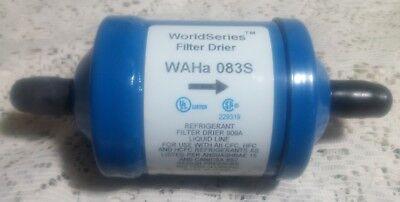 World Series Refrigerant Filter Dryer Waha 083s Liquiid Line 906a