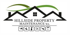 HILLSIDE PROPERTY MAINTENANCE WA Mount Nasura Armadale Area Preview