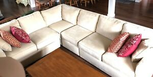 Ethan Allan sectional sofa for sale