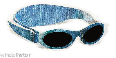 Brille für Kinder Sonnenschutz 2-5 Jahre Sonnenbrille BabyBanz mit UV-Schutz
