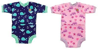Swimbubs Baby Schwimmen Windel Anzug Kinder Mädchen Kostüm Jungen - Baby Schwimmen Kostüm