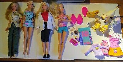 Barbie Doll Pet/Animal Bundle Joblot