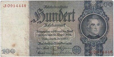 Deutschland - 1935  - 100 Reichsmark