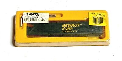 Newkut Tool Holder For Parting Grooving Kgthr 2525-4 K-grip Made In Israel