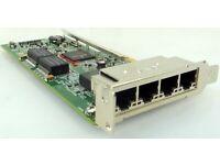 s Pci Express 2.0 X4-4 Port - 4 Dell Broadcom Bcm5719 Gigabit Ethernet Card