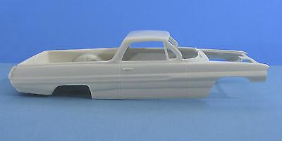 Automotive Toys & Hobbies Smh Resins 1955 Nomad Pro Mod Resin Body