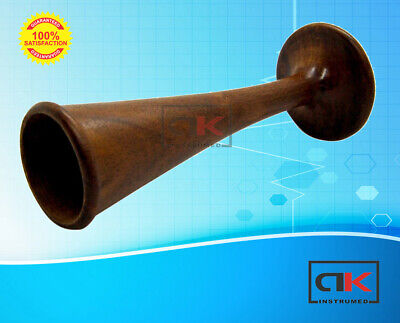 Wooden Pinard Stethoscope Baby Fetal Heartbeat Monitor Diagnostic Gyno New Ce