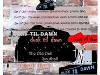 dusk til dawn live showcase
