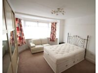 1 Large double room in a 2-bedroom flat