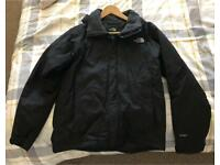 North Face Hyvent Winter Jacket.